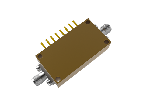 6 Bit Digital Variable Attenuator From 0 to 63 dB 2 to 4 GHz
