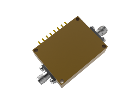 6 Bit Digital Variable Attenuator From 0 to 62 dB 18 to 26.5 GHz