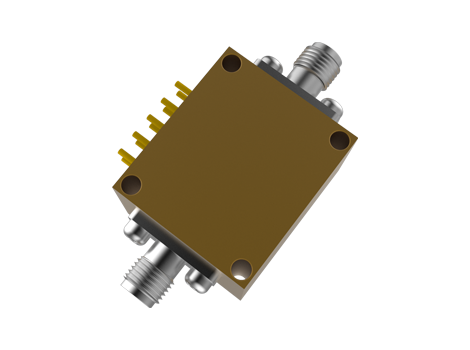 5 Bit Digital Variable Attenuator From 0 to 31 dB 0.7 to 3.7 GHz