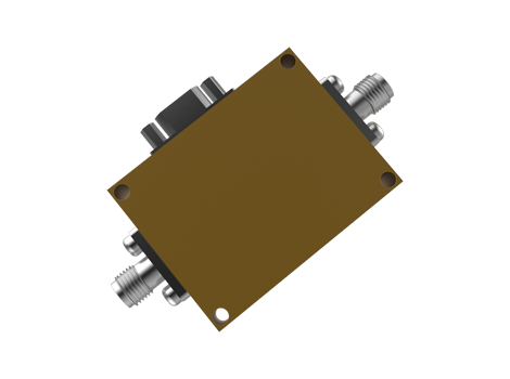 6 Bit Digital Variable Attenuator From 0 to 62 dB 1 to 18 GHz