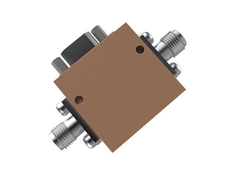 5 Bit Digital Phase Shifter From 15 to 18.5 GHz With an Adjustable Phase of 360 Deg.