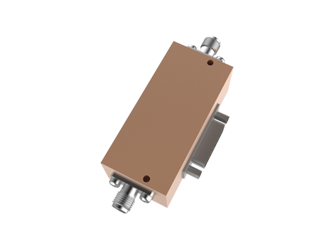 8 Bit Digital Phase Shifter From 4 to 8 GHz With an Adjustable Phase of 360 Deg.