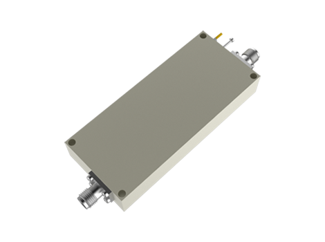 2.5dB NF LNA From 7 to 10GHz with 70dB Gain 10dBm P1dB