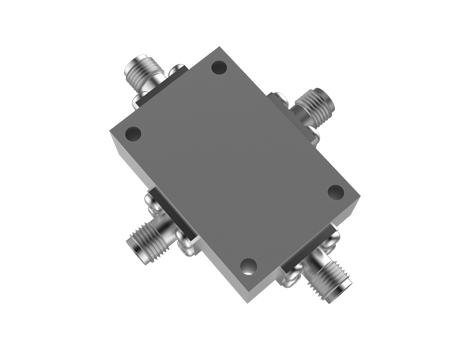 IQ Mixer from 8-12GHz with IF DC-4GHz