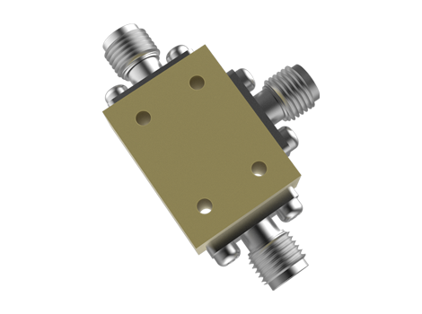 Mixer from 2-18GHz with IF 0.03-7GHz
