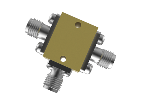 Mixer from 9-40GHz with IF DC-14GHz
