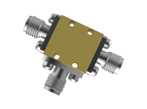 Mixer from 3.5-18GHz with IF DC-3GHz
