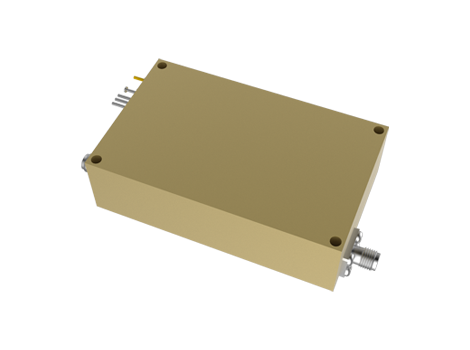 33dBm Power Amplifier From 0.01 to 6GHz with 30dB Gain 31dBm P1dB