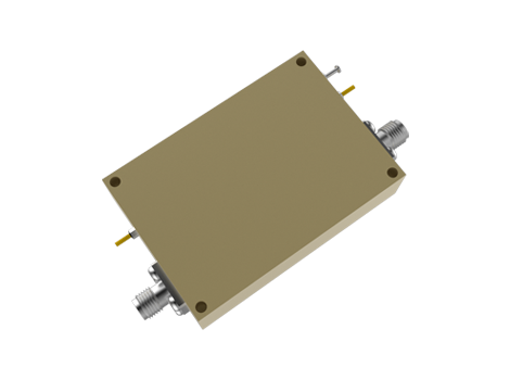 35dBm Power Amplifier From 5.1 to 7.2 GHz with 35dB Gain 33dBm P1dB