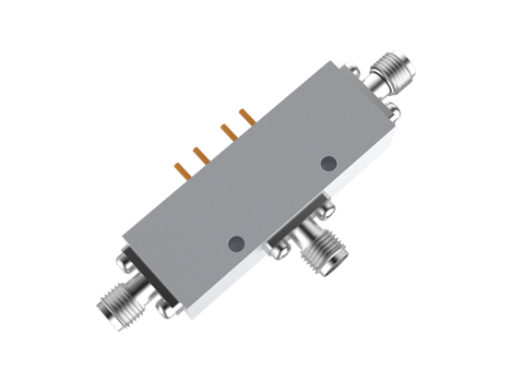 Field Replaceable SMA SPDT PIN Diode Switch Reflective From 8 to 12 GHz at +30 dBm