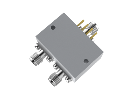 Field Replaceable SMA SPDT PIN Diode Switch Absorptive From 12 to 18 GHz at +27 dBm