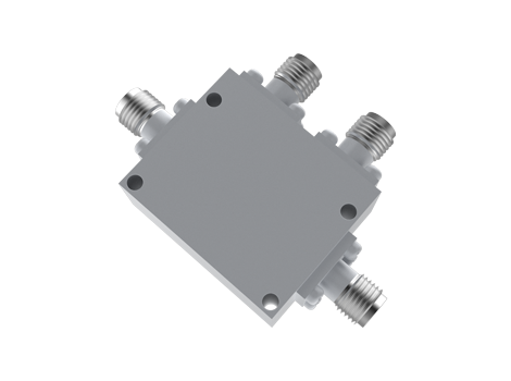 SMA Vector Modulator From 8 to 12 GHz With an Adjustable Phase of 360 Deg.